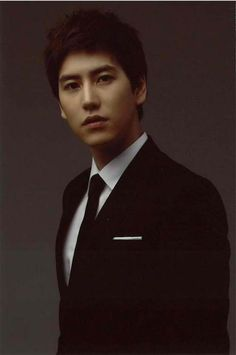 Cho Kyuhyun - He has an amazing voice. Could listen to him forever and not understand a lick of what he is saying. lol