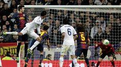 Real Madrid Barcelona maçı özeti / Copa Del Rey'de kazanan yok (Video)