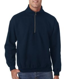 GILDAN quarter zip sweatshirt (Navy) in a range of colours and sizes which include your EMBROIDERED or PRINTED CREST and Personal Crest Group Membership Number printed on the sleeve (optional) Consecutive numbers available for families and Groups. Check our website for our range of garments for Gents, Ladies and Children  http://www.crestconnections.com