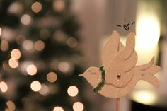 diy christmas menagerie | Lovely Indeed
