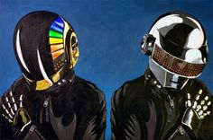 daft punk behind the mask
