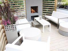 35 Pergola, Outdoor Furniture Sets, Outdoor Decor, Sun Lounger, Patio, Garden Sheds, Trends, Color, Home Decor