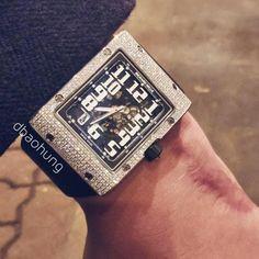 đồng hồ Richard Mille của bảo hưng