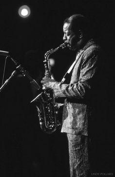 Ornette Coleman, 1984 Houston Jazz Festival