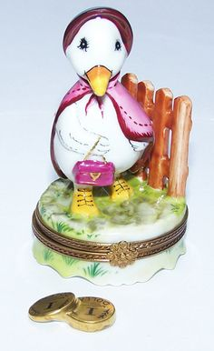 Mother Goose Limoges Box