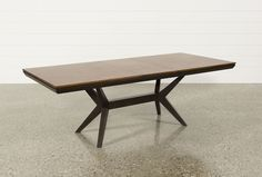 Spencer Extension Rectangle Dining Table - 360