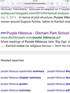 7 Best Purple Hibiscus Images In 2015 Purple Hibiscus Bookstores