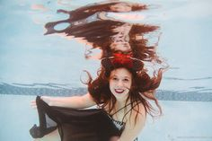Tips for a Successful Underwater Portrait Session // Belovely You