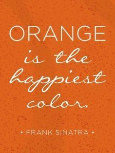 happy orange. #fall #GBO