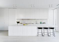 Kitchen | Prahran Residence by Davina Shinewell Design | est living