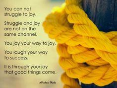 #AbrahamHicksQuote #FeelGood #Joy