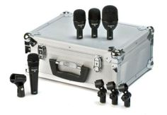 Audix FP4 4-Piece Fusion Drum Microphone Package by Audix. $233.98. The Audix FP4 4-Piece Fusion drum microphone package are designed, assembled and tested by Audix in the USA. Built to withstand the rigors of live stage applications, the FP4 Fusion drum microphones are also excellent for recording a wide variety of drums, percussion, and acoustic instruments.These prepackaged sets of microphones offer convenience, quality, durability, and affordability.