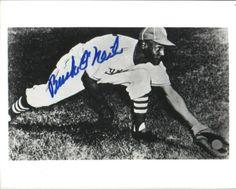 Buck O'Neil Autographed 8x10 Photo Former Negro League Baseball Monarchs D 06 | eBay
