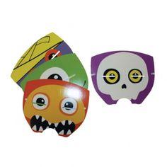 Amscan Cardboard Halloween Masks | Hobbycraft