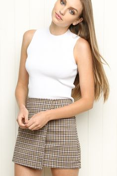 Brandy ♥ Melville | Scout Skirt - Skirts - Bottoms - Clothing