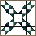 Drunkard's Chain Pattern