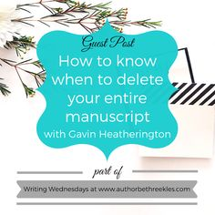 Writing Wednesdays: How to know when to delete your entire manuscript - with Gavin Heatherington How Do I Get, How To Know, Netflix Original Movies, Falling Out Of Love, Kissing Booth, Netflix Originals, Writing Advice, Ex Boyfriend, Denial