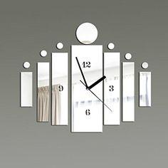 Wonderpark DIY 3d Home Modern Decoration Crystal Mirror Quartz Wall Clock Home Decor Huston Lowell http://www.amazon.com/dp/B012FGKD2Q/ref=cm_sw_r_pi_dp_i7fMwb0XBDV4N