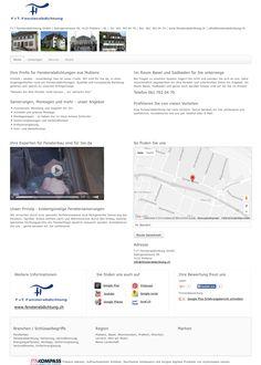 F+T Fensterabdichtung GmbH, Muttenz, Fensterbau, Fensterabdichtung, Sanierung