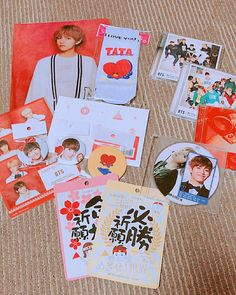 Red Aesthetic, Kpop Aesthetic, Aesthetic Pictures, V Chibi, Beautiful Love Stories, School Stationery, Bts And Exo, Best Albums, Kpop Merch