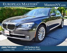 2012 BMW 7 SERIES 750LI XDRIVE  - $43895 #Cars #BenzForLess #EuropeanMasters  http://www.theeuropeanmasters.net/bmw-7-series-750li-xdrive-used-great-neck-ny_vid_2602753_rf_pi.html