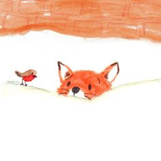 The Fox and the Songbird