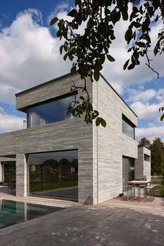 Architectenburo Anja Vissers - Villa Kessel - Hoog ■ Exclusieve woon- en tuin inspiratie.