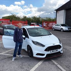 Look at that smile and we aren't surprised here's Chanelle collecting gorgeous little Fiesta best wishes from all the team - enjoy  #teamrsd #rsdirect #rsdirectsupplied #rsdirectspecialistcars #ford #fordfiesta #fiesta #st180 #fiestast180 #revo #gameover #goplay #revohero #yate #bristol #momo #carsofinsta #cargasm #carlife #centreofexcellence #fordperformance #girlpower #fordmotorcompany #st #stoc #pocketrocket Similar quality cars always required.  www.rs-direct.co.uk  01454300077…