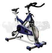 Fly wheel Spin Bike - MF-SPINBIKE800  The Spin Bike has a Stainless Steel handle bar stem in Square tube w/ extensible sliding tube/Stem and sliding tube with scale.  With Ten frame special design for adjustment. The belt is a France: FENGSHOU 5PK high strength belt.   For more info visit: http://www.gymandfitness.com.au/fly-wheel-spin-bike-mf-spinbike800.html