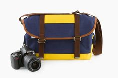 The Chromonaut Camera Bag / Photojojo