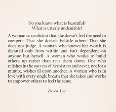 Deep life quotes- Women empowering, woman& inspirations & Becca Lee Deep life quotes- Women empowering, woman& inspirations & Becca Lee The post Deep life quotes- Women empowering, woman& inspirations & Becca Lee appeared first on Katherine Levine. Words Quotes, Wise Words, Life Quotes, Sayings, Pretty Words, Beautiful Words, Cool Words, Beautiful Heart Quotes, Positive Quotes