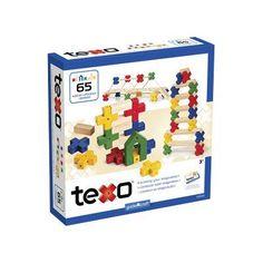 Guidecraft Texo 65 Piece Set - G9500, Durable