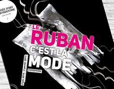 """Check out new work on my @Behance portfolio: """"Le Ruban, c'est la Mode"""" http://be.net/gallery/32700521/Le-Ruban-cest-la-Mode"""