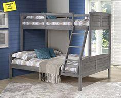 Donco Kids Twin Over Full Antique Grey Louver Bunk Bed Antique Grey Donco Kids http://www.amazon.com/dp/B016K0IYQU/ref=cm_sw_r_pi_dp_NLDJwb0EAZCF3