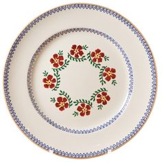 Our Serving Plates are lovingly handcrafted in our Irish Pottery, ensuring the highest quality finish. As a result, the pottery plates add a touch of luxury to any gatherings you may host! Handcrafted in Ireland. Serving Plates, Serving Dishes, Irish Pottery, Old Rose, Pottery Plates, Make Happy, Breakfast In Bed, Handmade Pottery, Flower Arrangements