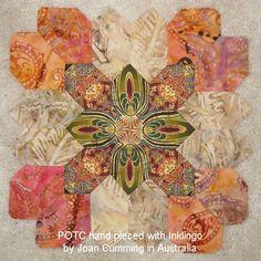 Lucy Boston Patchwork of the Crosses (POTC)