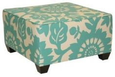Visit The Home Depot to buy Skyline Georgetown Square Cocktail Ottoman - Surf My Living Room, Living Room Furniture, Home Furniture, Upholstered Furniture, Furniture Ideas, Furniture Design, Square Pouf, Square Ottoman, Pouf Ottoman