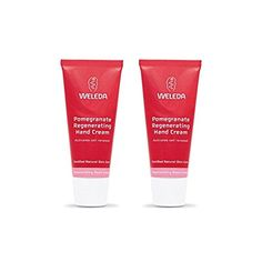 Weleda Pomegranate Regenerating Hand Cream Duo ** Continue to the product at the image link.