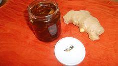 Gingembre  : en miel, confiture ou sirop ... c'est encore et toujours le moment ! Moment, Pudding, Oui, Desserts, Recipes, Simple, Honey, Recipe, Natural Health
