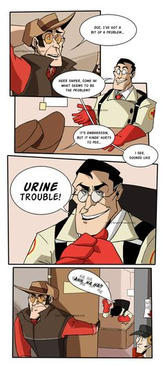 Urine trouble by PyrotheWolfdog on DeviantArt