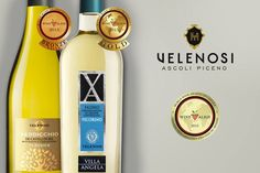 Another SUCCESS for VELENOSI VINI at World Wine Award of Canada.  Outstanding results for our wines at the annual WineAlign World Wine Awards of Canada! We have brough back two medals:   - GOLD for the Villa Angela 2014 Falerio Pecorino and   - BRONZE for Querciantica 2014 Verdicchio Classico.