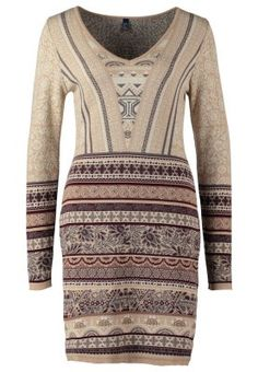 KOOI Jumper dress - beige for £110.00 (12/12/14) with free delivery at Zalando