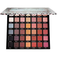 PRO Eyeshadow Palette Ride or Die Violet Voss (€65) ❤ liked on Polyvore featuring beauty products, makeup, eye makeup, eyeshadow and palette eyeshadow
