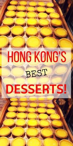 Satiate Your Sweet with Hong Kong's Favourite Desserts Hong Kong dessert is more than just Egg waffles. There is so much to eat and be merry. Here we compiled some of hong kong's best desserts and where to find them Asian Desserts, Great Desserts, Dessert Recipes, Chinese Desserts, Asian Recipes, China Food, China China, Hongkong, Almond Cookies