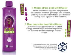 LR Mind Master. Reduce stress and give you Performance, Endurance and Concentration Go to lrbodyshop.com