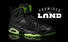 Jordan Brand XX8 Days of Flight // Air Jordan VI 6 (1)