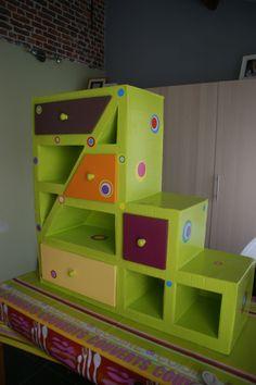 meuble carton enfant - Recherche Google