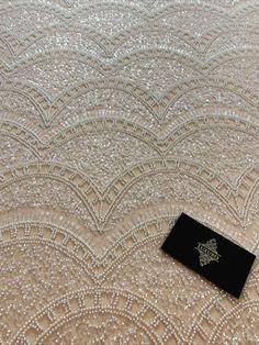 • Culoare: Ivory • Aplicatii: Perle Sidefate si Paiete • Latime: aproximativ 140 cm Ivory, Bridal, Model, Design, Bead, Scale Model, Bride