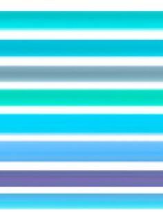 Cote D'azur colors blue wall art poster impresión por Chachaprints