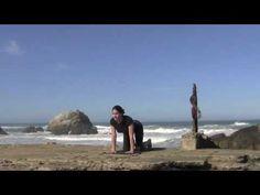 Yoga Flow 101 - 37 minutes - Challenging Beginner Practice (vinyasa flow yoga)